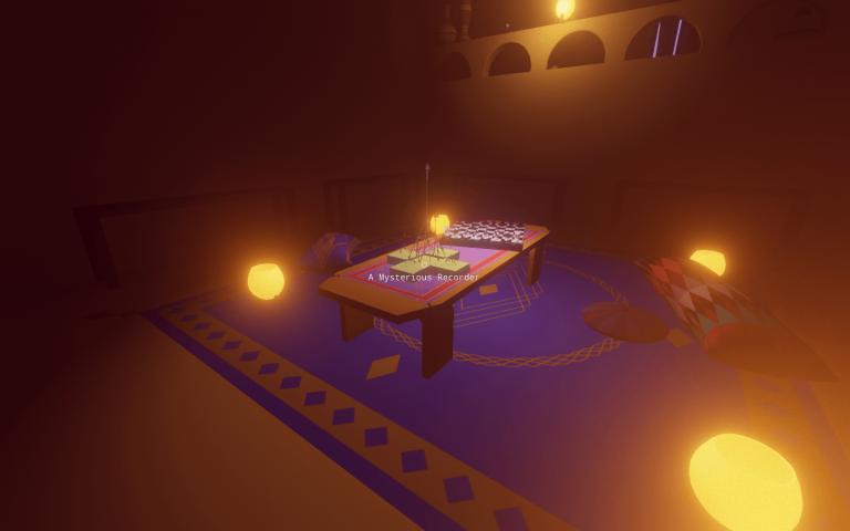 "Screenshot of ""The Tower at Tortenna"""