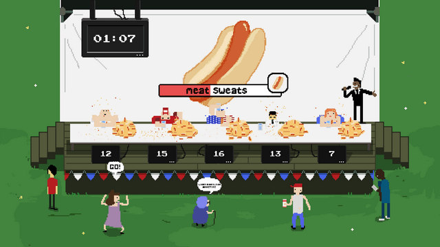 "Screenshot of ""Dog-Off!"""