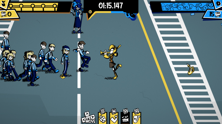 "Screenshot of ""Jazzy Beats"""