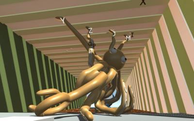 """Screenshot of """"Tentagraba"""""""