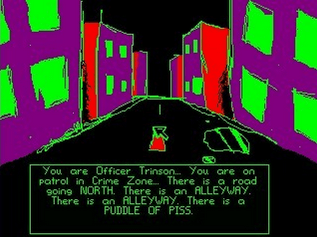 "Screenshot of ""Crime Zone"""