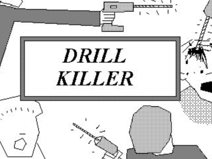 "Screenshot of ""Drill Killer"""