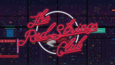 "Screenshot of ""The Red Strings Club"""