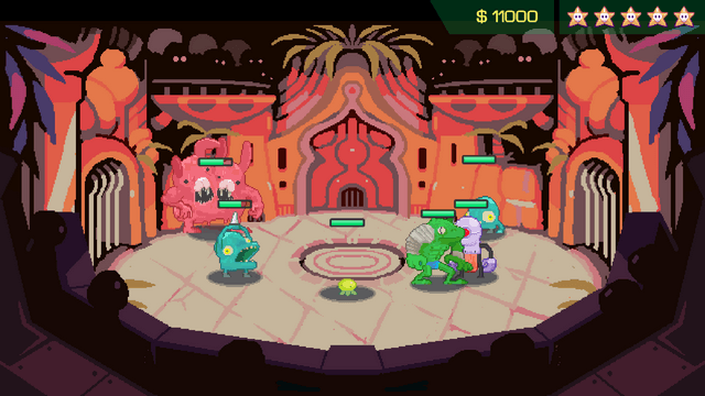 "Screenshot of ""COMPLETELY LEGAL CREATURE MASSACRE"""