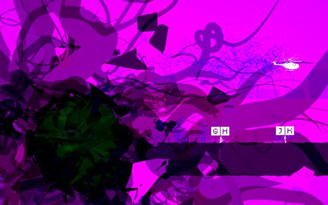 """Screenshot of """"Like the Wind"""""""