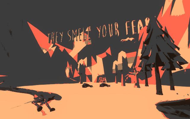 "Screenshot of ""Nobody Wants To Hear You Scream"""