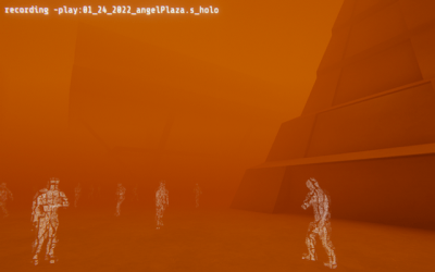 "Screenshot of ""REPLICANT : The Search"""