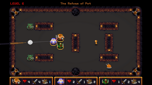 "Screenshot of ""The Legend of Kassappa"""