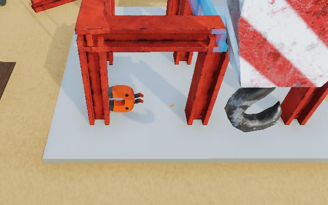 "Screenshot of ""Magnethead Construction Company"""