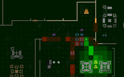 "Screenshot of ""POLYBOT-7"""