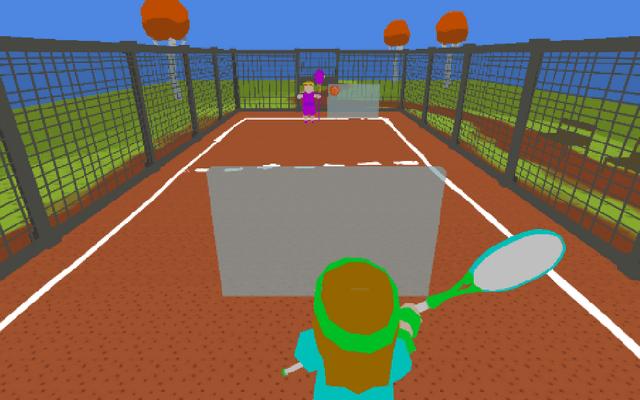 "Screenshot of ""lets pong"""