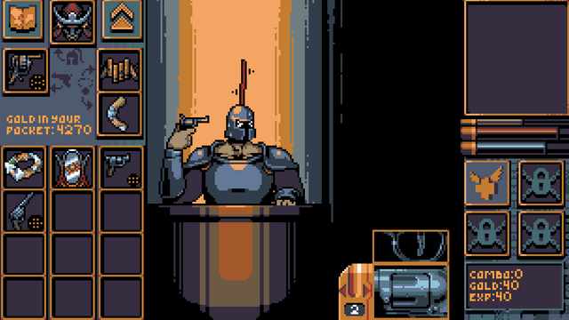 "Screenshot of ""Roulette Knight"""