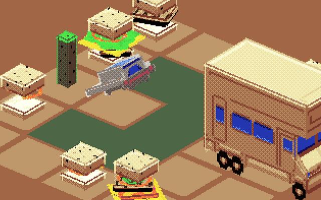 """Screenshot of """"Advance Cookwares"""""""