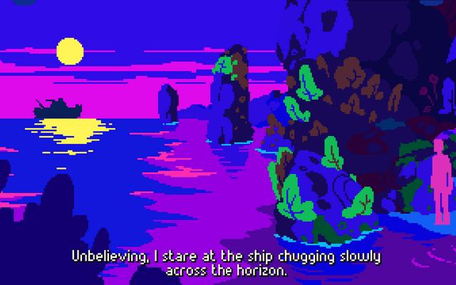 """Screenshot of """"Alluvium"""""""