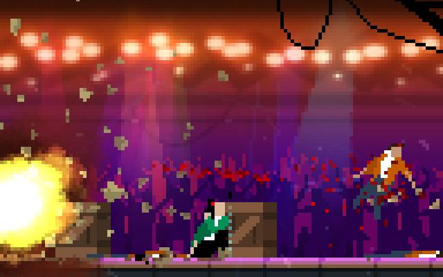 "Screenshot of ""Nightclub Showdown"""