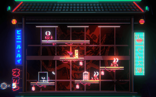 "Screenshot of ""Oni Hunter"""