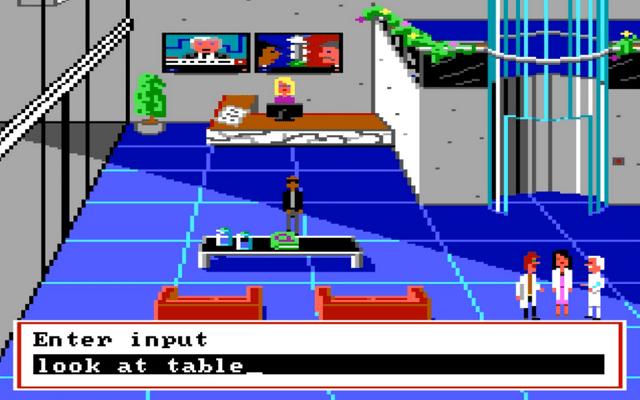 "Screenshot of ""Spy Quest 1 – Mission: SPECTRUM"""