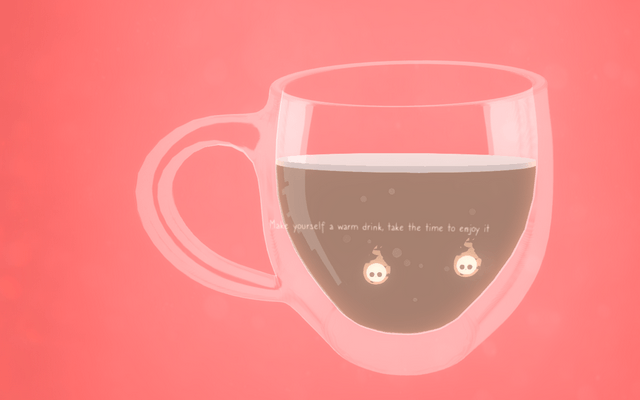 "Screenshot of ""Ghosts Of Coffees Past"""