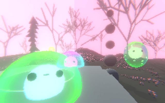 "Screenshot of ""Slime Garden"""