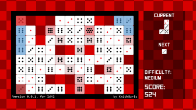 "Screenshot of ""Dice Builder"""