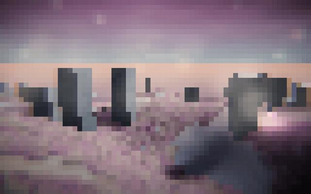 """Screenshot of """"PIXEL ISLANDS"""""""
