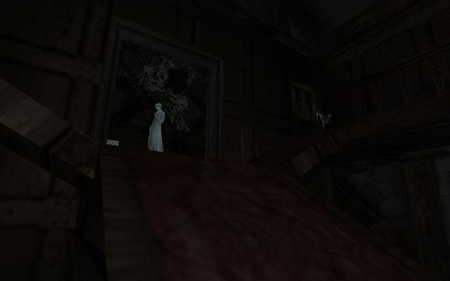 """Screenshot of """"The Night is Darkening"""""""