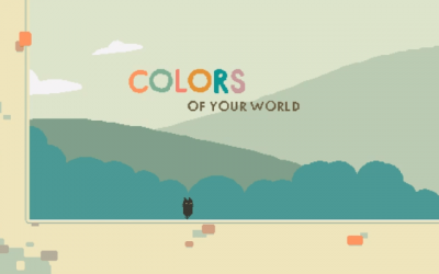 "Screenshot of ""Colors of Your World"""
