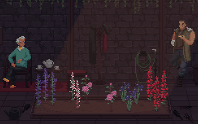 "Screenshot of ""Eternal Home Floristry"""