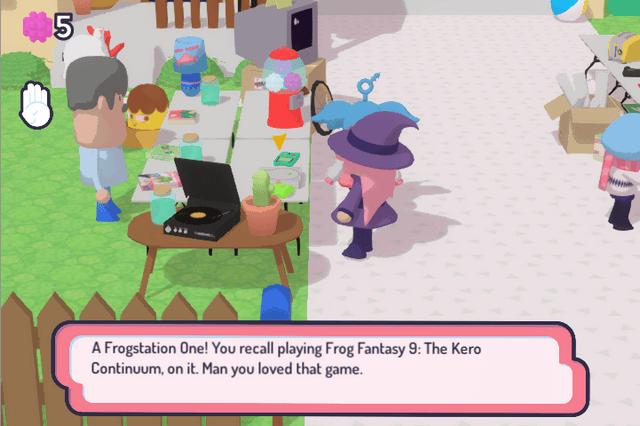 "Screenshot of ""Yard Sale"""