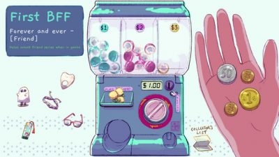 "Screenshot of ""Gacha"""
