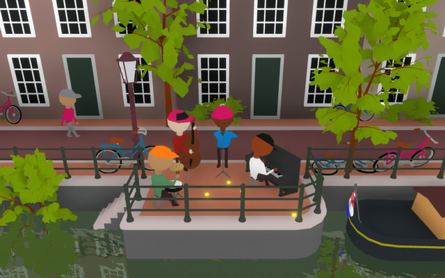 "Screenshot of ""Jamsterdam"""