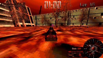 "Screenshot of ""Groaning Steel"""