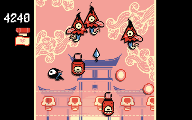 "Screenshot of ""Katame Ninja"""