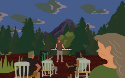 "Screenshot of ""Little Party"""