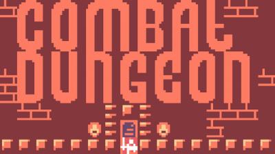 """Screenshot of """"Combat Dungeon"""""""