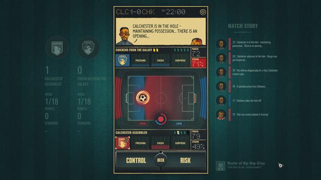 "Screenshot of ""Football Drama"""