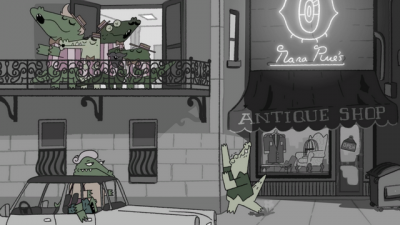 "Screenshot of ""Later Alligator"""