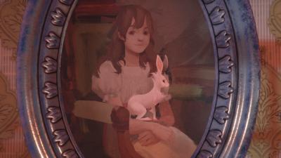 "Screenshot of ""The Painter"""