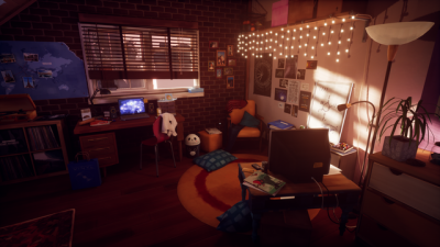 "Screenshot of ""Marie's Room"""