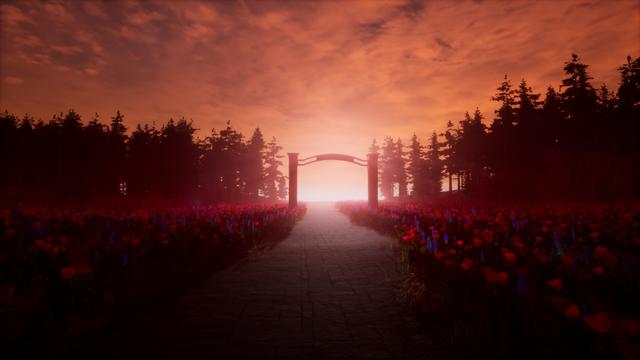 "Screenshot of ""Between Worlds"""