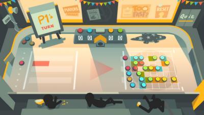 "Screenshot of ""Cuckoo Curling"""