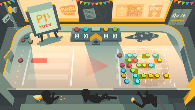 "Screenshot of ""Cuckoo Curling"""