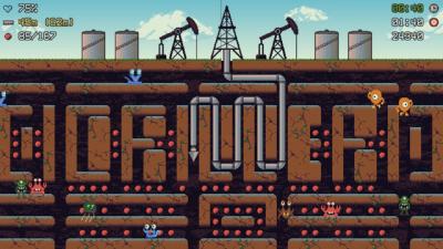 """Screenshot of """"Driller: The New Fields"""""""