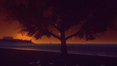 "Screenshot of ""Leaves"""