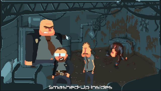"Screenshot of ""MURDERCIDE 2017"""