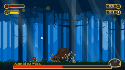 "Screenshot of ""Mable & The Wood"""