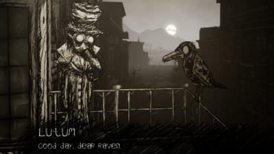 "Screenshot of ""My Friend is a Raven"""