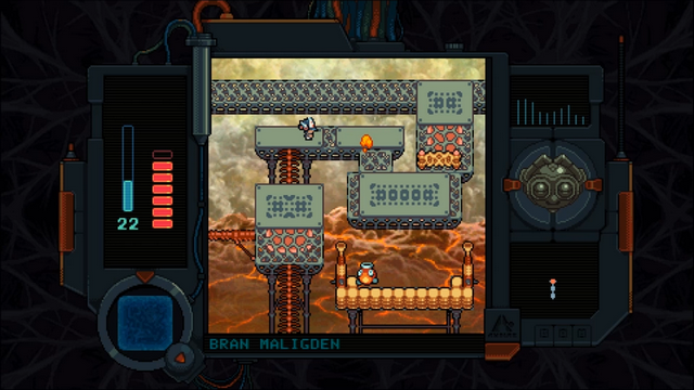 "Screenshot of ""Anodyne 2: Return to Dust"""