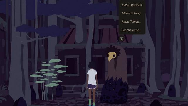 """Screenshot of """"Mutazione"""""""