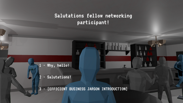"Screenshot of ""Networking Event Simulator"""